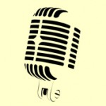 Verinfachtes Bild Michis Mikrofon-Logos