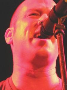 Michael Dietmayr beim Singen