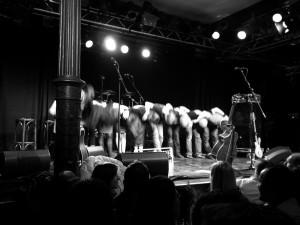 Michael Dietmayr und Band