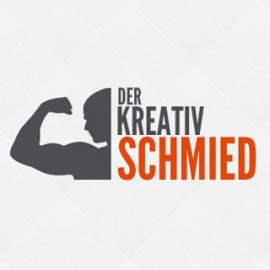Logo: Der Kreativ Schmied, Design und Webdesign in Regensburg