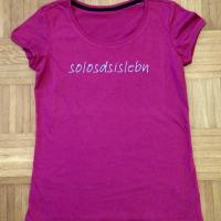 T-Shirt: solosdsislebn